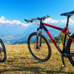 Pokhara Mountain Biking