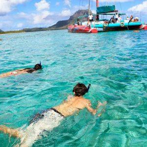 catamaran cruise mauritius