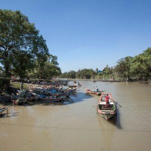 Yangon and Beyond Private Day Tour