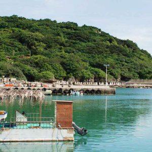 xiao liuqiu coral island