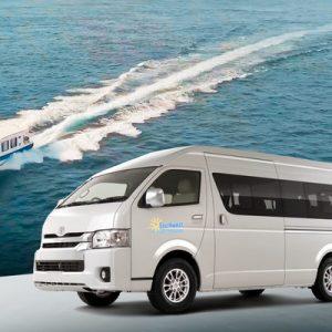 premium transfer service in Boracay Island