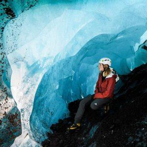ice cave hike