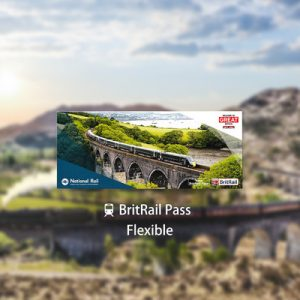 BritRail Pass (Flexible 2, 3, 4, 8 or 15 Days)