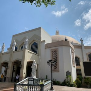 antipolo cathedral dome