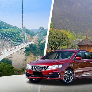 Wulingyuan District Private Transfer to zhangjiajie grand canyon