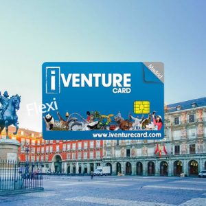 iventure flexi attraction pass madrid