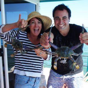 mandurah crab cruise