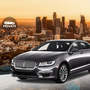 private los angeles international airport transfers