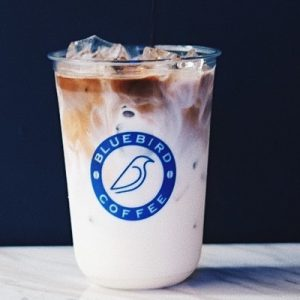 Bluebird Coffee in Sai Ying Pun