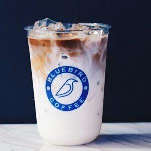 Bluebird Coffee in Sai Ying Pun