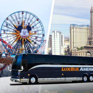 lux bus america transfers for las vegas