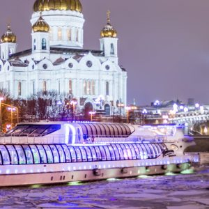 moscow river cruise