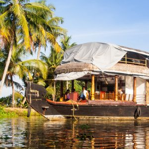 Alleppey Backwater Cruise By Houseboat