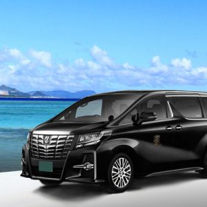 okinawa private car charter