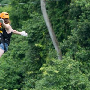 phar none cliff zipline