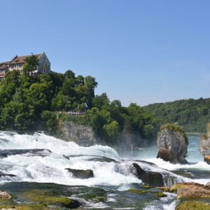 Half Day Trip to Rhine Falls with Panoramic Lift