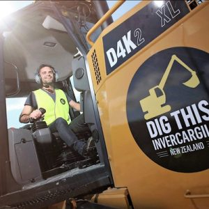 Dig This Invercargill - The Ultimate Heavy Machinery Playground