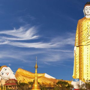 Monywa Private Day Tour