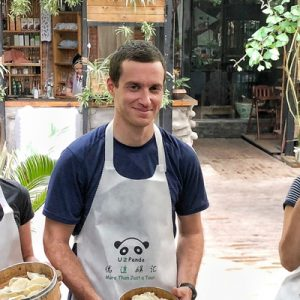 chengdu panda base tour and cooking class