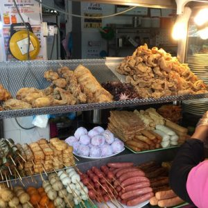 street food in penang