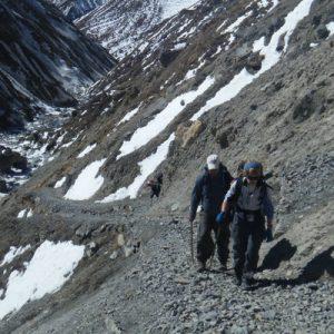 annapurna circuit trek 12 day tour