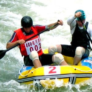 river rafting in china, tiger valley river rafting guangdong, best rafting places in china