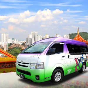 penang private car charter