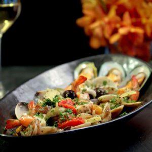 Seasonal Seafood La Gritta at Amari Phuket Thailand