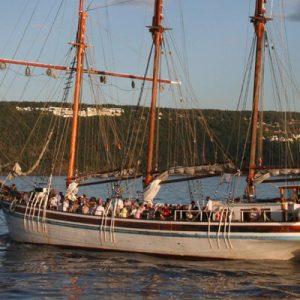 oslo traditional ship