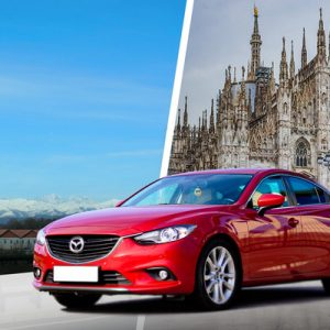 private milan-malpensa airport transfer to city