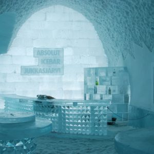 icehotel tour sweden