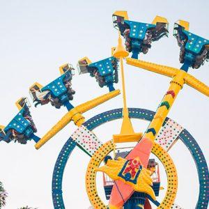 Fun World Amusement Park Ticket