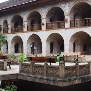 a villa in Shaki