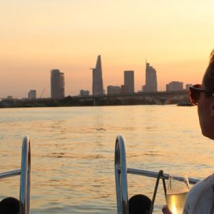 Sunset Speedboat Boat Tour in Ho Chi Minh City