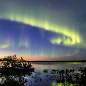 northern lights photography tour rovaniemi finland