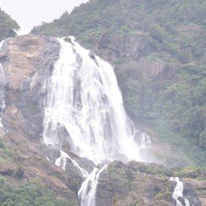 2 days 1 night trek in dudhsagar falls, dudhsagar falls trek, dudhsagar falls from Bangalore