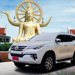 Private Samui International Airport Transfers (USM) for Koh Samui by Thai Rhythm