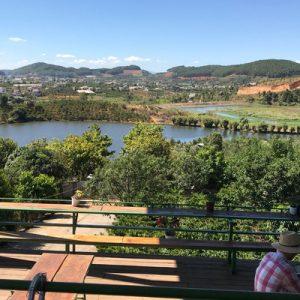 countryside view in da lat