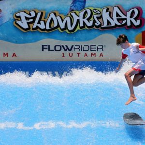 flowrider tourist in malaysia