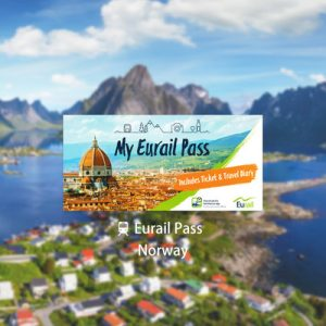 eurail pass for norway (3, 4, 5, 6 or 8 days)