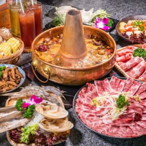 Taiwanese Hot Pot in Tsim Sha Tsui