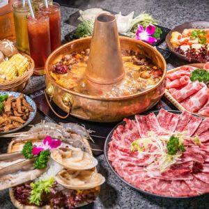 Taiwanese Hot Pot in Tsim Sha Tsui