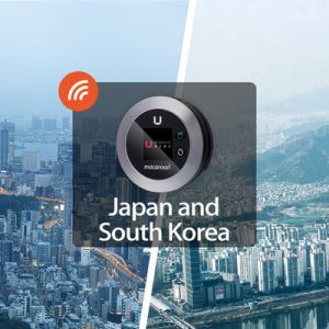 4g portable wifi in japan south korea