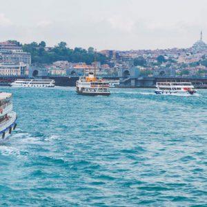 bosphorus strait cruise istanbul turkey