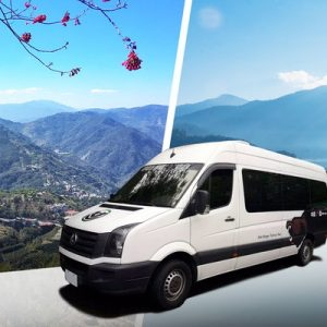 full-size van in taiwan