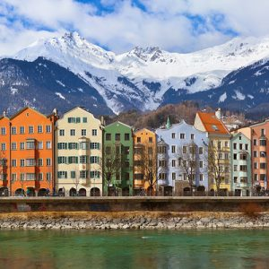 Innsbruck and the Swarovski's Crystal World