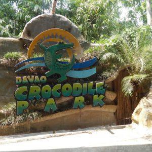 crocodile park davao