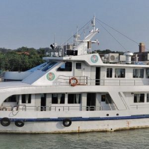 Ferry Round Trip Ticket between Xiamen Gulangyu and Neicuoao Pier