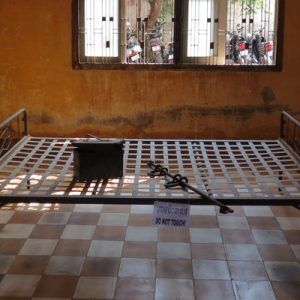 Tuol Sleng Museum and Choeung Ek Memorial