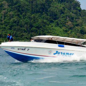 Koh Lipe Round Trip Speedboat Transfers from Pak Bara Pier